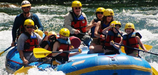 Rafting Manso Inferior